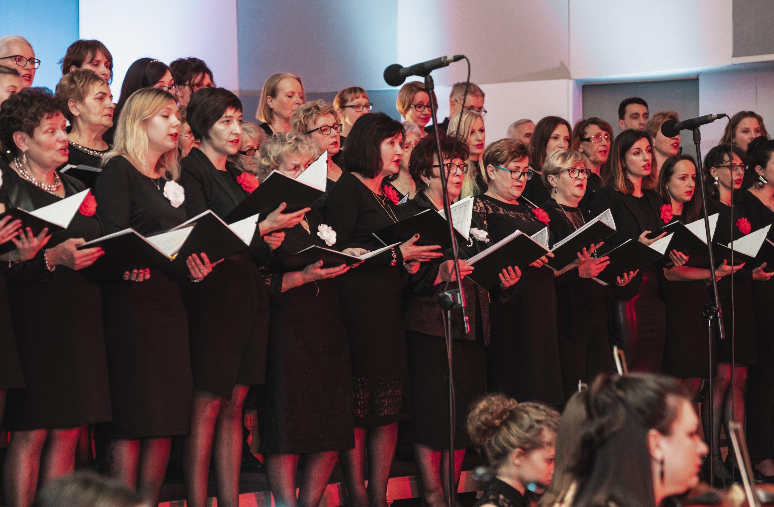 Koncert chóru 14.12-11