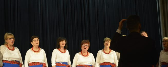 Chór Con Grazia na V Festiwalu Muzyki im. Józefa Świdra w Cieszynie
