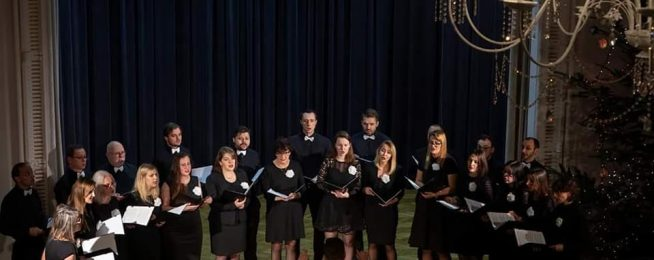 Chór Cantiamo Tutto na V Międzynarodowym Festiwalu Muzyki im. Józefa Świdra