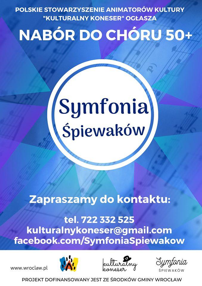 Rekrutacja do Chóru Symfonia Śpiewaków