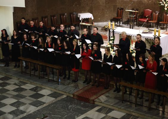 Koncert Muzyki Sakralnej w wykonaniu Chóru Cantiamo Tutto